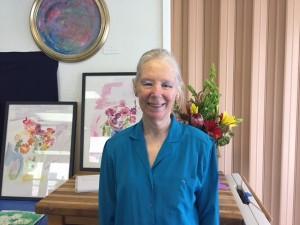 Barbara Monning Holds Art Exhibition