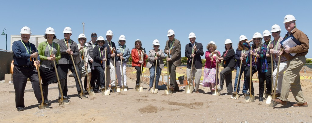 Interim Breaks Ground for New Bridge House!