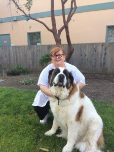 Meet Juno, One of Interim's Most Huggable Therapists
