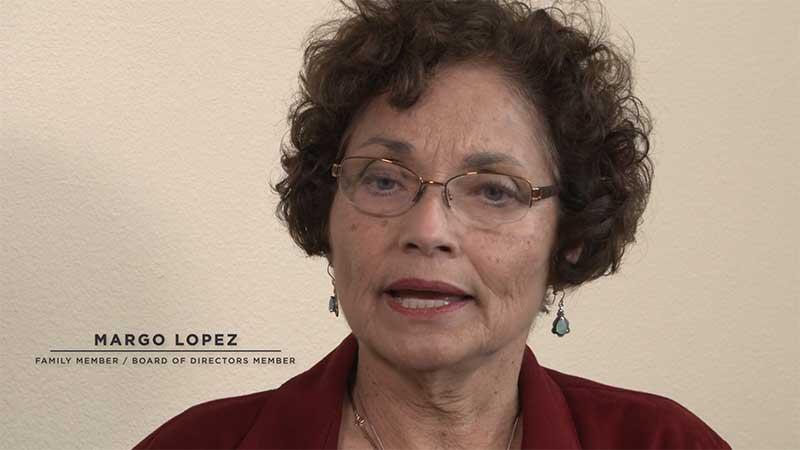 Margo Lopez - Family Member / Board of Directors Member