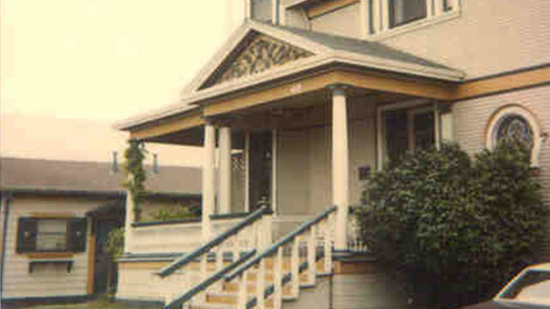 Pajaro House Historical Photo