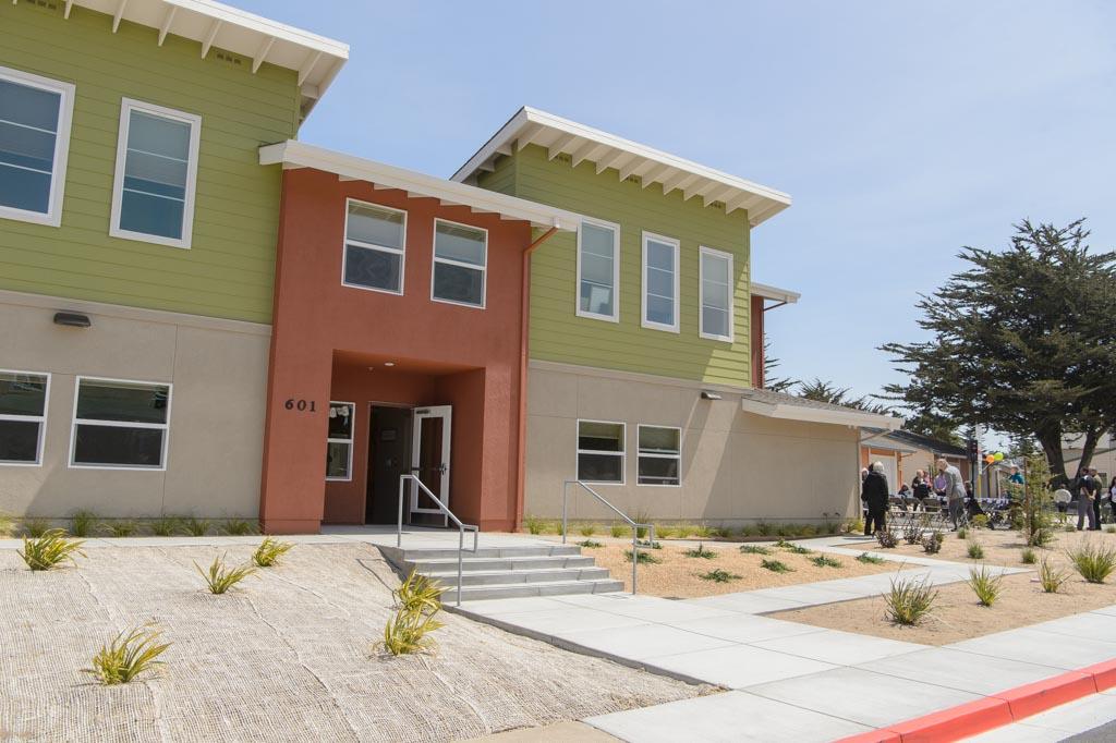 New Bridge House Grand Opening: The Californian